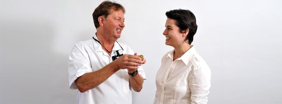 bioÄsthetischer Zahnersatz/bioÄsthetische Zahnrestaurationen