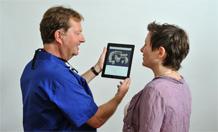Gründliche zahnärztliche Diagnostik